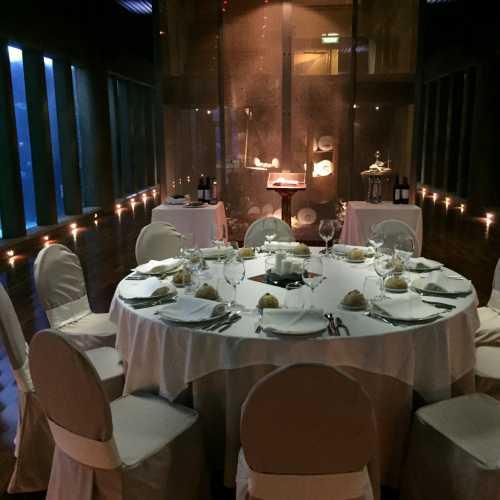 Cenas inolvidables en sus salones