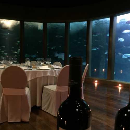 Sala Nautilus, te sentirás realmente en un submarino