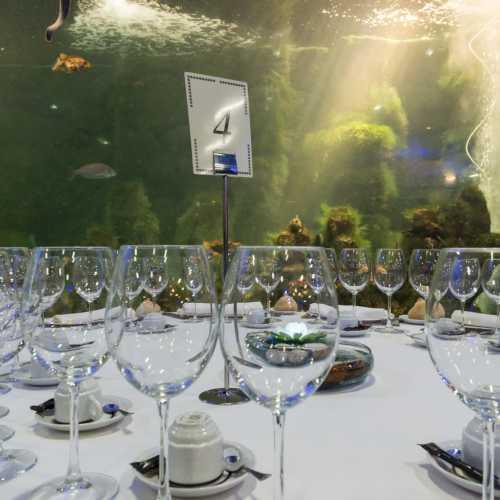 Restaurante Finisterrae, tus cenas  en el interior del mar