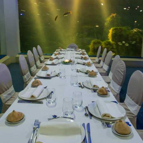 Salones para cenas  de gran capacidad. Sala Maremagnum